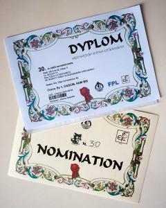 Arès Navarocoons - nominace BIS